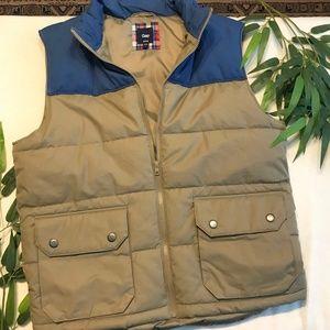 NEW Men's Gap Thick Vest